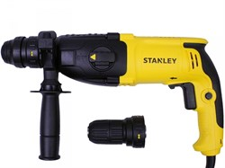 Перфоратор Stanley SHR 264 K-RU - фото 5405
