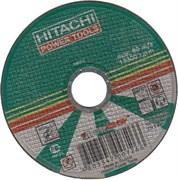 Диск абразивный Hitachi 180*2,5*22.2 металл.