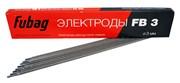 Электроды Fubag с рутиловым покрытием FB 3 D 3.0мм (0.9 кг) 38859
