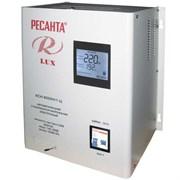 Стабилизатор напряжения Ресанта АСН-8000 Н/1-Ц Lux