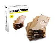 Мешки для пылесоса Karcher WD 2.200 (5 шт)   6.904-322