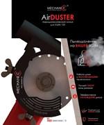 Кожух металлический MECHANIC AirDUSTER 125 мм для пылеудаления