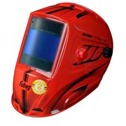 Маска сварщика Fubag ULTIMA 5-13 Visor Red